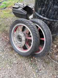 Kawasaki rims Sheffield Kentish Area Preview
