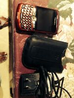 Blackberry 8310 - Rogers - 50$