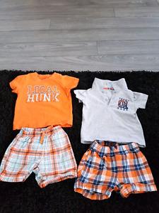 Lots de Vêtements garçon 12-18 mois