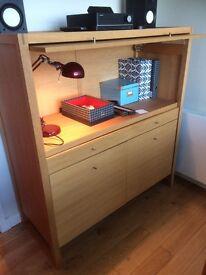 Habitat Computer Desk Storage Unit