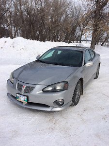 2008 Pontiac Grand Prix Sport Package Sedan