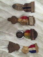 Medals, Pins, Key Chains