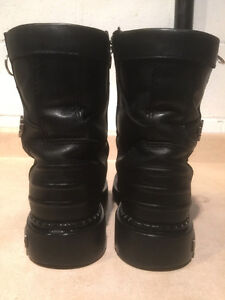 Men's Harley-Davidson Leather Boots Size 7 London Ontario image 3