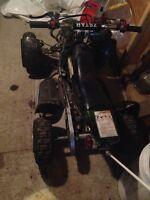 110CC ZSTAR ATV