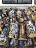 Ash, Poplar, Birch Firewood