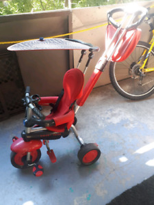 Kids Tricycle great condition pet and smoke free home