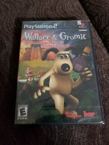 Wallace & Gromit Project Zoo Ps2 Unopened