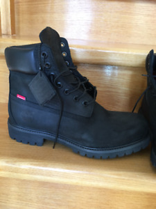 Supreme x Timberland limited edition boots