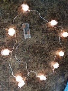 Pinecone LED striplights