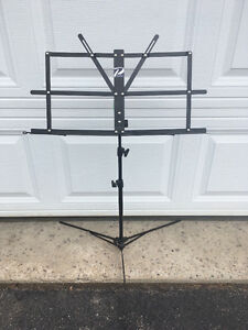 Music Note Stand, foldable