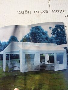10 x 20 Party tent / storage shelter - new in box