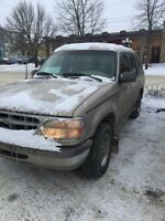 1997 Ford Explorer AWD in Mint Condition Remote Start REDUCED !!