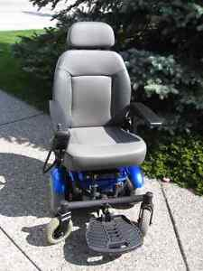 Quickie S11 Electric Wheelchair