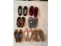 Women's shoes size 3,3 1/2, 4