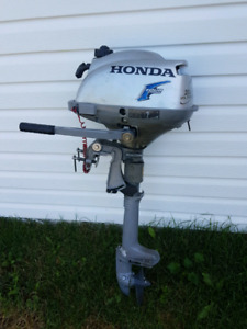 Honda 2 HP four stroke GOOD DEAL