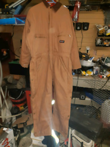 Size xl insulated coveralls