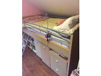 Cabin bed - Dreams Hanpshire
