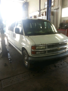 Parting out my beloved Everett 3/4 ton diesel