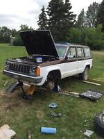 1988 Cherokee no rust!!! Cleanest interior ever!!! OBO