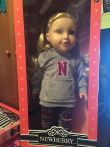 Newberry Doll and Clothes sets, Brand New!!