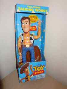 Toy Story Histoire de Jouets Woody