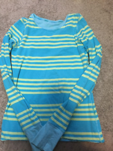Girls Ivivva Top and Jacket (Reversible) - Size 14