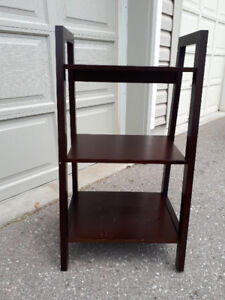 Shelf or side table