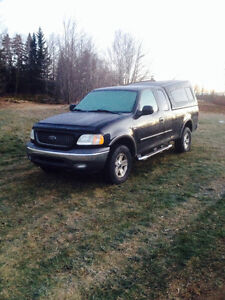 2003 Ford F-150 FX4 Camionnette