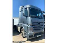 2012 Mercedes Benz Actros 2545 6x2 Tractor Unit