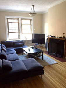 3 BDRM APARTMENT - DOWNTOWN MTL