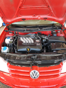 2008 VW city golf