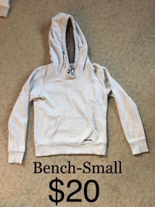 Bench Hoodie-Small