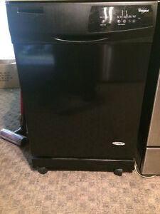Whirlpool Dishwasher (Black) - barely used! Belleville Belleville Area image 2