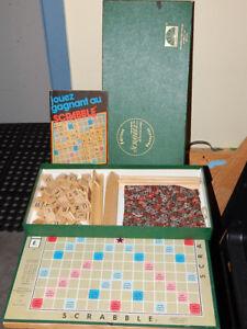 Jeu de Scrabble complet