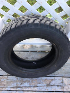 4 Studded Winter Tires (14 in)