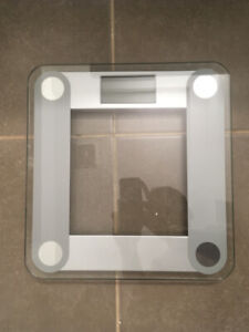 EatSmart Precision Digital Bathroom Weight Scale