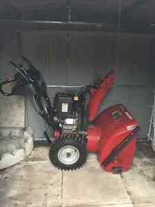 Craftsman Power Propelled Snowblower