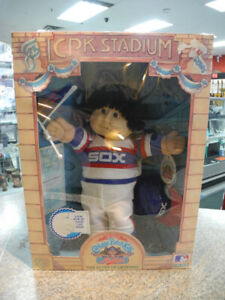 Vintage Cabbage Patch Kids All Stars Chicago White SoxLNIB