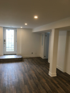 3 Bedrooms+den/ 2 washrooms/new built basement