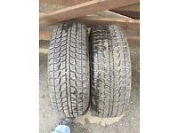 Winter / summer tyres