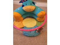 ELC Sit me up and play mat