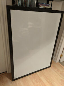 Large Magnetic White Board, Excellent Condition