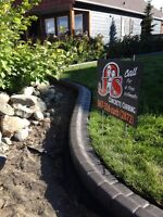 J & S Concrete Curbing and Borders