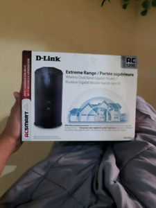 D-LINK Extreme Range Dual Band Gigabit Router