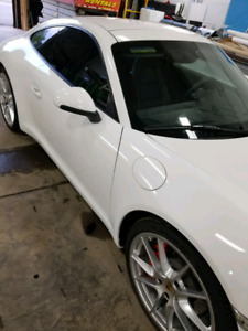 Window tinting and ceramic Pro specialist