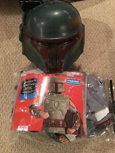Star Wars Boba Fett/Luke Skywalker Kids Costumes