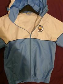 Manchester City jacket size L