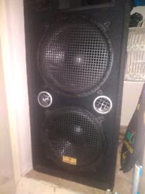 1200w speakers