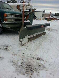 7.5 foot artic plow