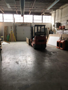 Shared Warehouse Space for Rent From $7.99/SqFt